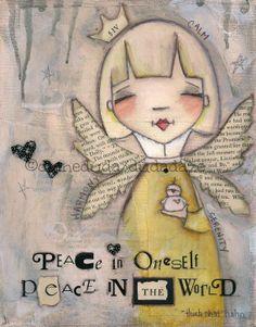 Paz en Ti / Paz en el Mundo