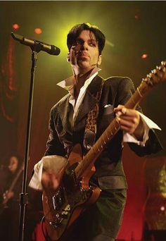 The influence of Prince is highly addictive