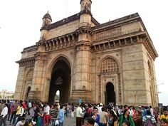 The Official MFI® Blog: Propagation at Gateway of India in Mumbai