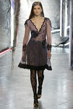 Rodarte - New York Fashion Week 2015
