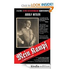 Mein Kampf (The Ford Translation) By Hitler