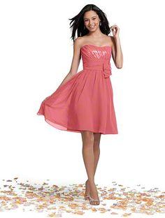 Alfred Angelo Junior Bridesmaid Dresses - Qi Dress