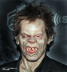 Kevin Bacon Zombie