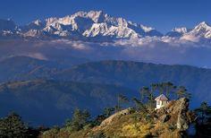 Kanchenjunga , India / Nepal