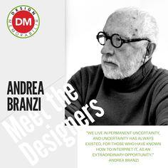 #MeetTheDesigners #DesignMemorabilia #Italy #creative #design #gift #kitchenware #kitchen #homedecor #home #AndreaBranzi