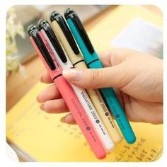 Buy 'Momoi – Gel Pen' with Free International Shipping at YesStyle.com. Browse and shop for thousands of Asian fashion items from China and more!