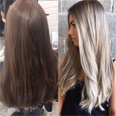 MAKEOVER: Microlights and Smart Toning For Silvery Blonde - Hair Color - Modern Salon