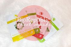 BioRepublic Cruelty Free Sheet Masks Review and Tutorial by My Beauty Bunny