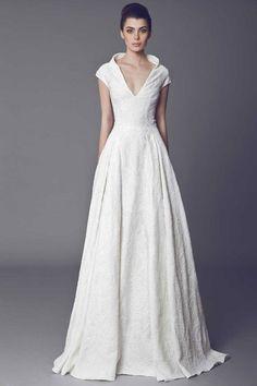 KleinfeldBridal.com: Tony Ward: Bridal Gown: 33120718: A-Line: