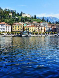 Bellagio, Italy on beautiful Lake Como