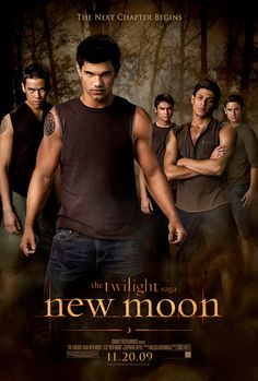 3 New THE TWILIGHT SAGA: NEW MOON Character Posters – The Cullens, Volturi, and the Wolf Pack | Collider