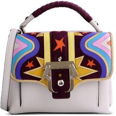 Paula Cademartori   Small Leather Bag ($2,025) ❤ liked on Polyvore.