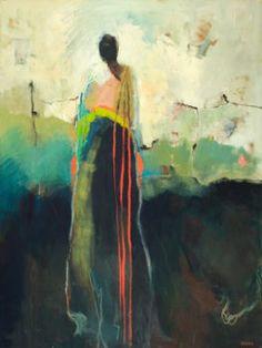 Mountain High by Kathy Jones, Oil on Canvas