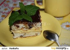 Bílkové řezy Tiramisu, Cheesecake, Pie, Pudding, Treats, Ethnic Recipes, Sweet, Food, Pinkie Pie