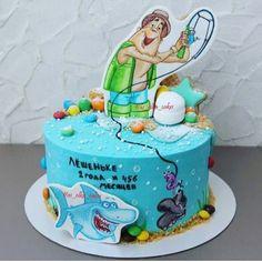 375 отметок «Нравится», 11 комментариев — Tastygram (@tastygram.ru) в Instagram: «Пятничный торт-загадка. Угадай сколько годочков Лешеньке?  Торт @as_olka_cakes #tastygram_пятница»