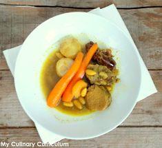 My Culinary Curriculum: Filet mignon aux petits légumes et épices à tajine...