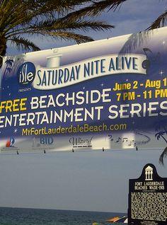 Here is a tip for some summer fun.  www.myfortlauderdalebeach.com