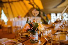 Beautiful tipi wedding by The Lous Photography   www.onefabday.com