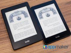 APLICACIONES MÓVILES ¿Sabías que Amazon lanzó su nueva Tablet? APP MAKER TE INFORMA  La empresa Amazon dio a conocer su nueva flota de tablets y lectores electrónicos Kindle, con nuevos modelos que incluyen un nuevo dispositivo insignia: el Fire HDX que aseguran tiene una pantalla impresionante y sonido Dolby Atmos. www.appmaker.mx