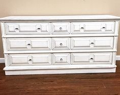SOLD - 9 Drawer Dresser - Sideboard Buffet - Entertainment Center by madenewdesignct on Etsy https://www.etsy.com/listing/255251954/sold-9-drawer-dresser-sideboard-buffet