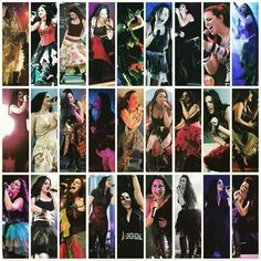 Amy Lee of Evanescence <3 <3