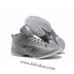 Air Jordan Fly Wade 2 Varsity Grey White