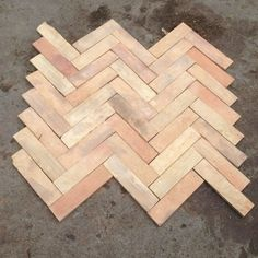 Herringbone tile pattern ideas - Lubelska Brick Look Tile, Brick Tiles, Brick Flooring, Herringbone Tile Pattern, Herringbone Backsplash, Tile Patterns, Pattern Ideas, Herringbone Fireplace, Chevron Floor