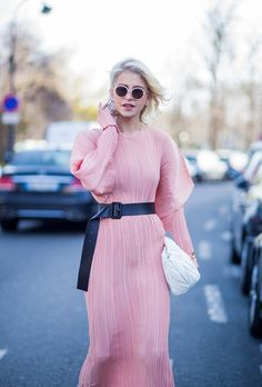 Paris Fashion Week fall 2017 is finally here, and we have all the best street style moments for you.