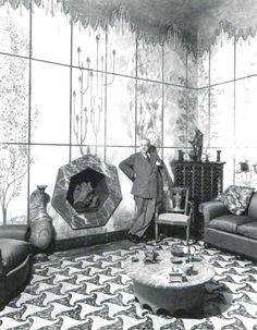 Piero Portaluppi Casa Degli Atellani, Milano