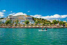 Aquis Mare Nostrum Hotel Thalasso Vravrona Markopoulo Attika Greece | Book Online Books Online, Greece, Hotels, Activities, Vacation, Mansions, House Styles, Blog, Mansion Houses