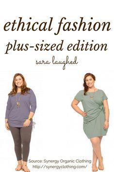 6619ca2bff933 Ethical Fashion  Plus-Sized Ethical Clothing - Sara Laughed Ethical  Fashion
