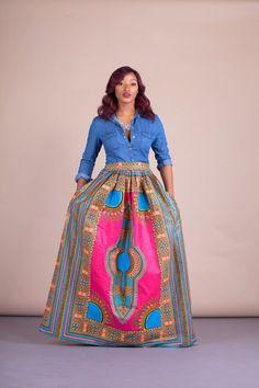 Imani Skirt