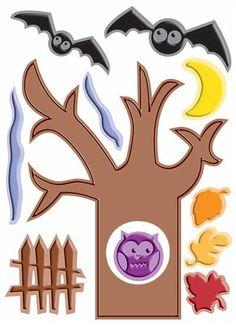 A2 Halloween Die/Emboss Combo
