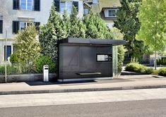 ROK - Rippmann Oesterle Knauss GmbH | Projects | Meilen Bus Stops