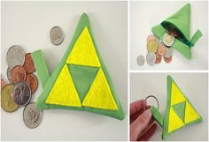 Top 10 Cute DIY Coin Purses