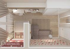 Зонирование комнаты!!!??? - Дизайн интерьера - Babyblog.ru