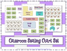 Check out all of these coordinating teacher planner pages with an owl theme!  Many are FREE!