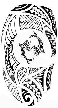meaning behind polynesian tattoos Maori Tattoo Arm, Maori Tattoo Meanings, Tattoo Tribal, Tribal Forearm Tattoos, Samoan Tattoo, Wolf Tattoos, Black Tattoos, New Tattoos, Body Art Tattoos