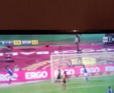 Candreva til 1-0 mod Belgien