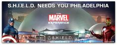 The Marvel Experience Coming This Summer to Philadelphia, Chicago, New York City and St. Louis. See how you can win tickets to see a show!