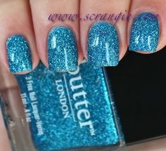Scallyway by Butter London. Mani by Scrangie