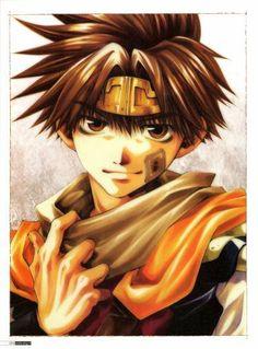 Saiyuki ~~ Let's have some fun, Goku!