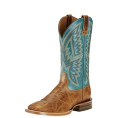 Clothing, Shoes & Accessories Boys' Shoes Enthusiastic Youth Boys Brown Ariat Mesteno Cowboy Western Boots Leather Square-toe 4 M