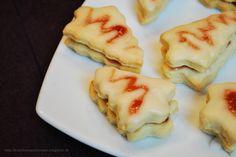 Weihnachtsbäckerei: Beschwipste Tannenbäumchen