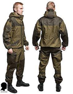 MILITARY ARMY GORKA 5 RUSSIAN UNIFORM ORIGINAL Combat uniform style suit