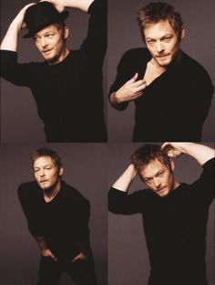 He looks good in a shirt with sleeves. Though I do miss the angel wings...