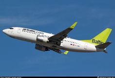 YL-BBY Air Baltic Boeing 737-36Q(WL)