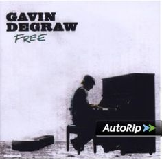 Gavin DeGraw CD: Free (2009)