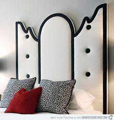 Upholstered Headboard Designs
