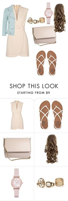 """""""Untitled #495"""" by samson-90 on Polyvore featuring Finders Keepers, Billabong, Givenchy, Emporio Armani and Rebecca Minkoff"""